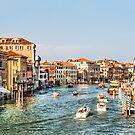 Venetian Canals by FelipeLodi