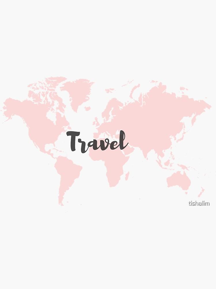 Travel by tishalim
