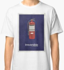 Irreversible - Minimalist Interpretation Classic T-Shirt