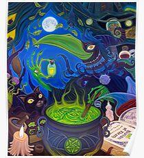 Dark Witch Poster