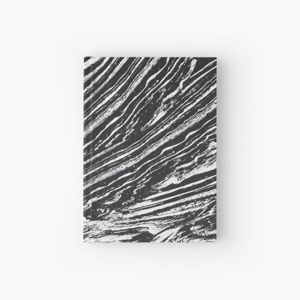 Sand noise Hardcover Journal