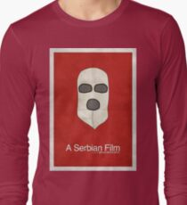 A Serbian Film - Minimalist Long Sleeve T-Shirt