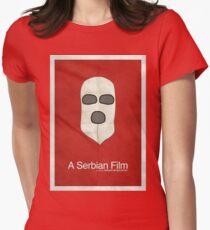 A Serbian Film - Minimalist Women's Fitted T-Shirt