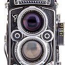 Rolleiflex by Armando Martinez