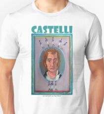 Juan José Castelli por Diego Manuel  T-Shirt