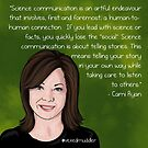 #SciComm100: Cami Ryan by ScienceBorealis