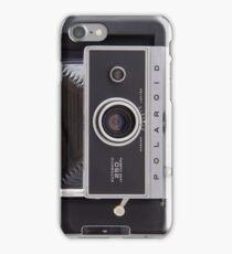 Polaroid 250 Land Camera iPhone Case/Skin