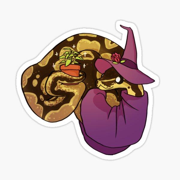 Ball Python - Henry Sticker