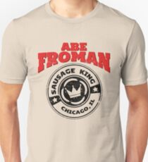 Abe Froman - Sausage King of Chicago T-Shirt
