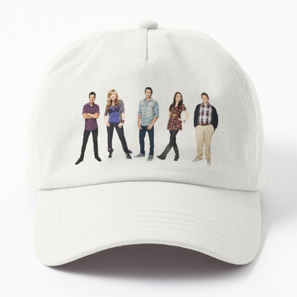 you can't sit with us i carly Dad Hat