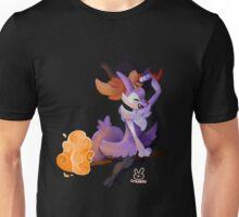 Witchy Braixen Unisex T-Shirt