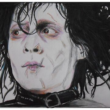 Edward Scissorhands  by BlueWhippet