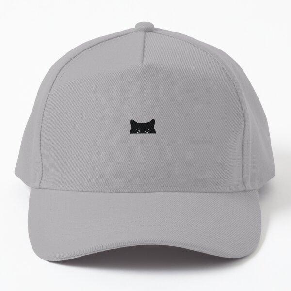 Cute Black Cat  Baseball Cap
