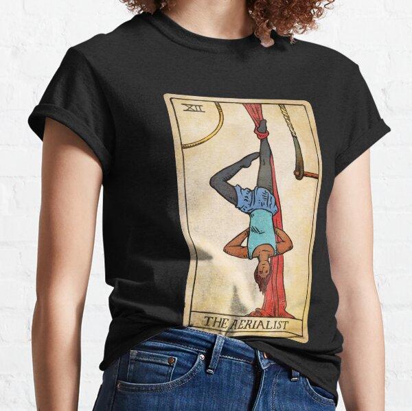 The Aerialist - Tarot Card Classic T-Shirt
