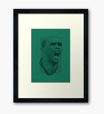 World Cup Edition - Samuel Eto'o / Cameroon Framed Print