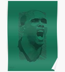 World Cup Edition - Samuel Eto'o / Cameroon Poster
