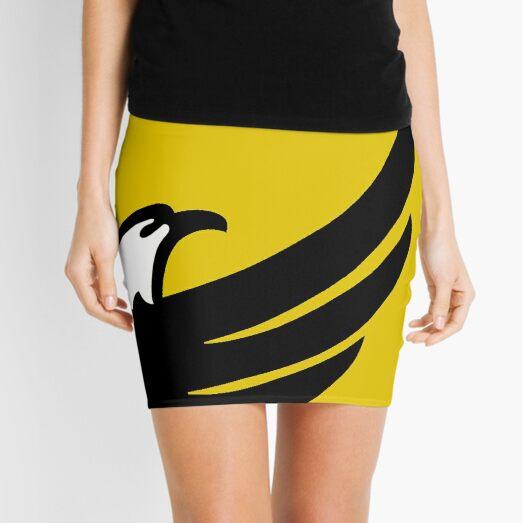 Libertarian Torch Eagle Freedom Capitalism Mini Skirt