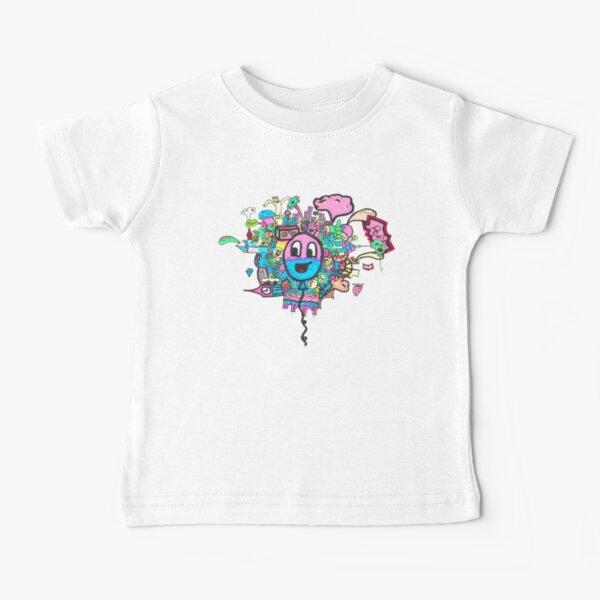 Colorful Balloon Pop Art Baby T-Shirt