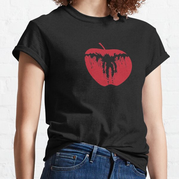 ANIME APPLE NOTE Classic T-Shirt