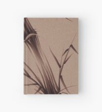 """""""As One""""  Original brush pen sumi-e bamboo drawing/painting Hardcover Journal"""