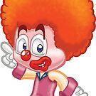 HeinyR- Disco Clown by cadellin
