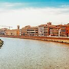 Arno River by FelipeLodi