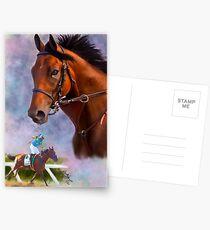 American Pharoah, Triple Crown Winner Postcards