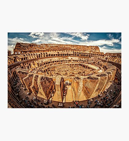 Gladiator's Home Photographic Print