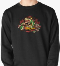 MARIO MADNESS BOWSER Pullover