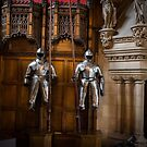 The Guards Never Stand Down by Craig  Meheut
