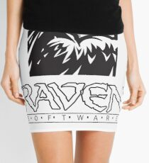 Minifalda Logotipo de Raven Software