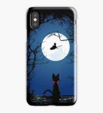 Fly With Your Spirit iPhone Case