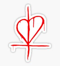 St. Jimmy  Sticker