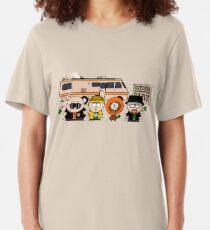 Breaking Park Slim Fit T-Shirt