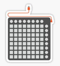Launchpad S - Iconic Gear Sticker