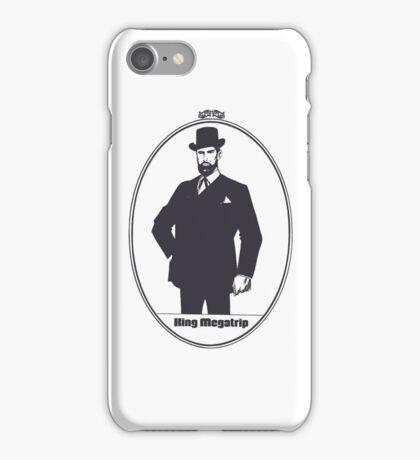 King Megatrip Victorian iPhone Case/Skin