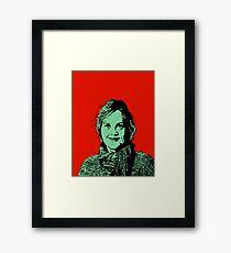 Annie Laurie Gaylor Framed Print