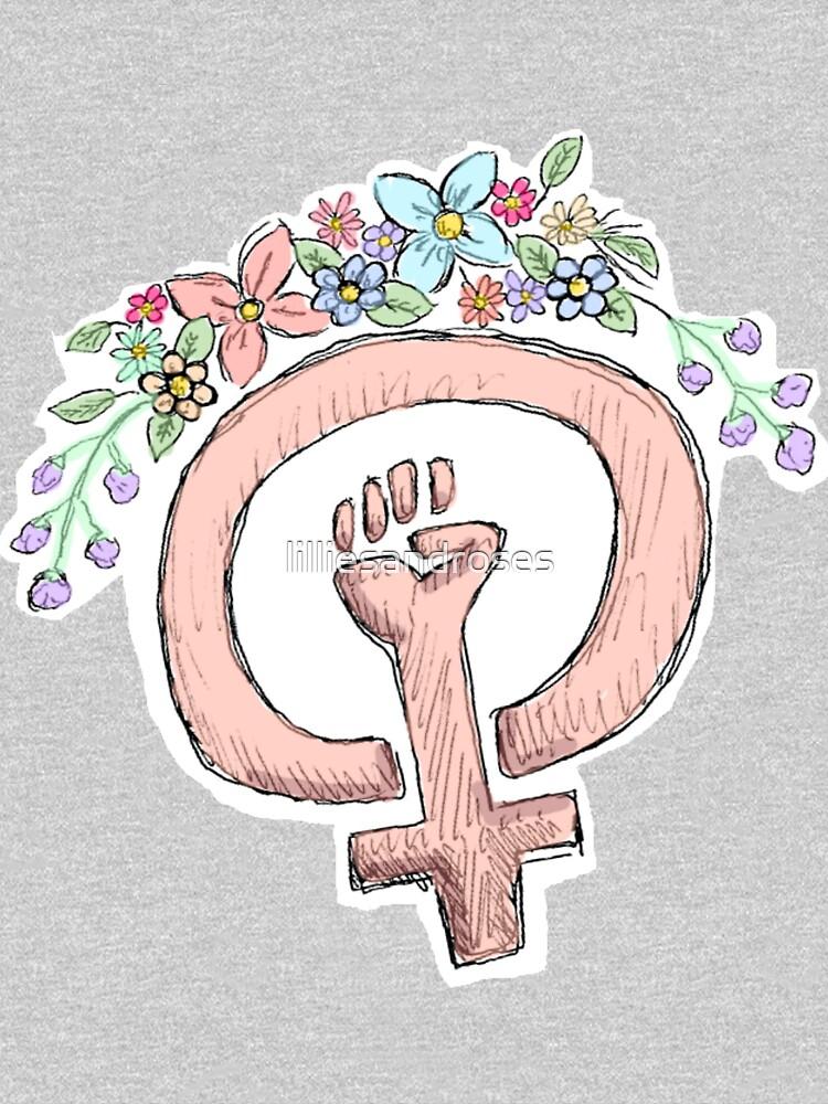 Feminismus von lilliesandroses