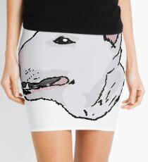 Bull Terrier (Subject 8) Mini Skirt