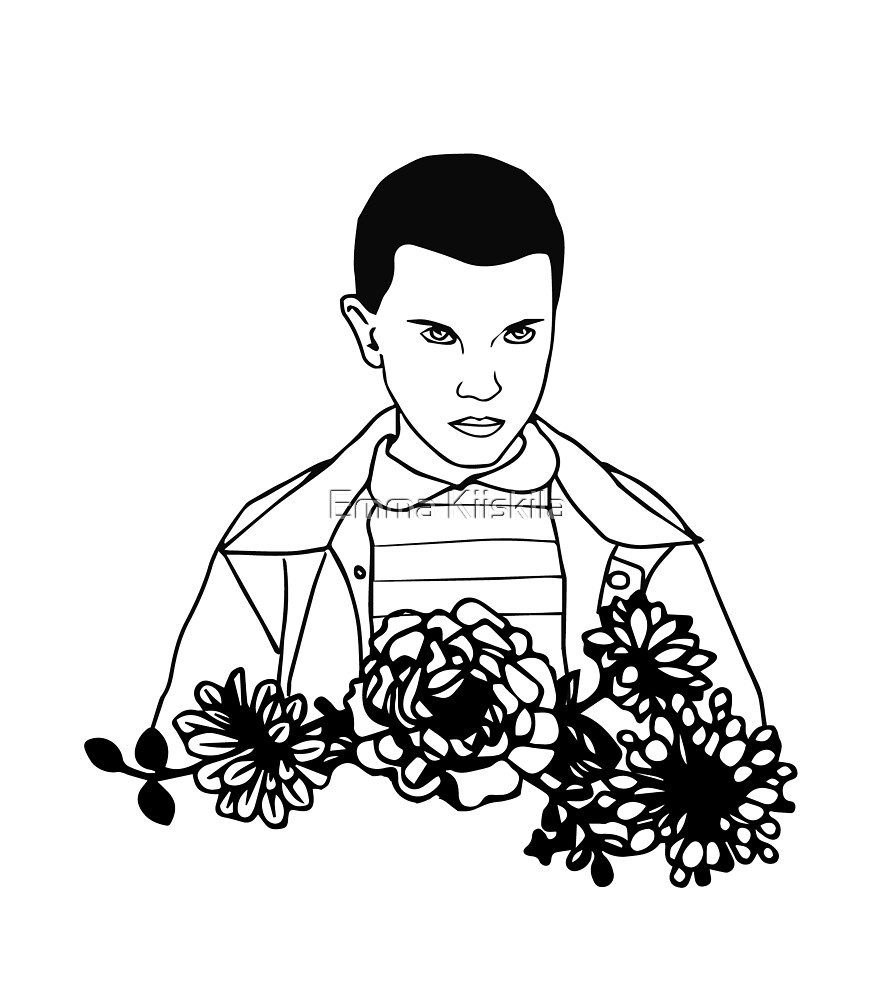 "Eleven Outline"" By Emma Kiiskila"