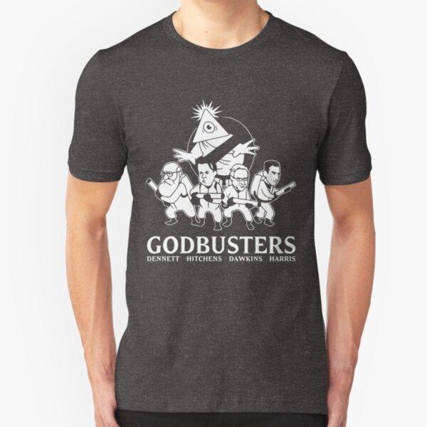 GODBUSTERS Slim Fit T-Shirt