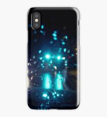 Green Light At Night (Celebration) iPhone Case