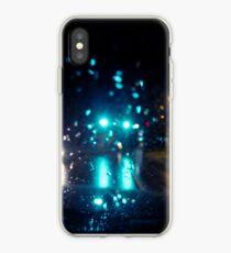 Green Light At Night (Celebration) iPhone Case