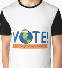 VOTE! Graphic T-Shirt