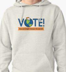 VOTE! Pullover Hoodie