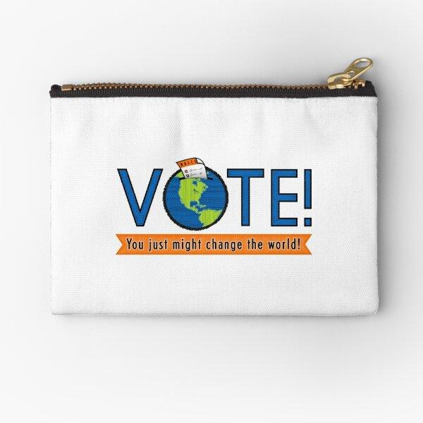 VOTE! Zipper Pouch