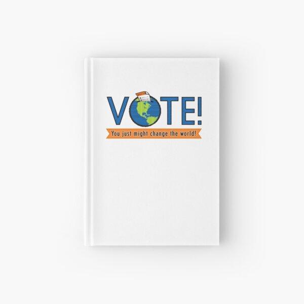 VOTE! Hardcover Journal
