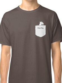 Pocket Pitty - A Pitbull in Your Pocket Classic T-Shirt