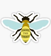 Save the Bees 2 Sticker