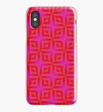 hot pink discovery iPhone Case